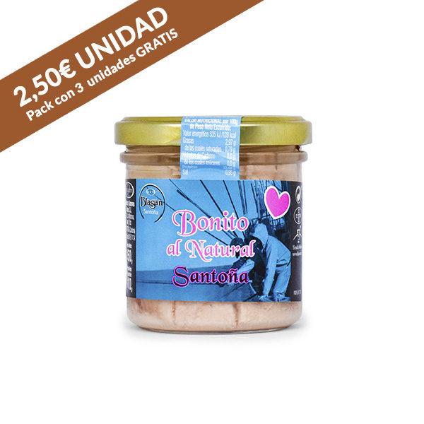 Bonito al Natural Pack ahorro - Omega 3