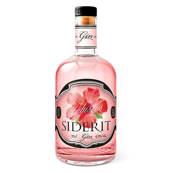 Gin Siderit Rosa