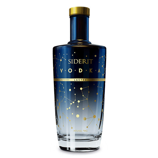 Vodka Lactée - Siderit