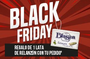 Black Friday Conservas Blasan